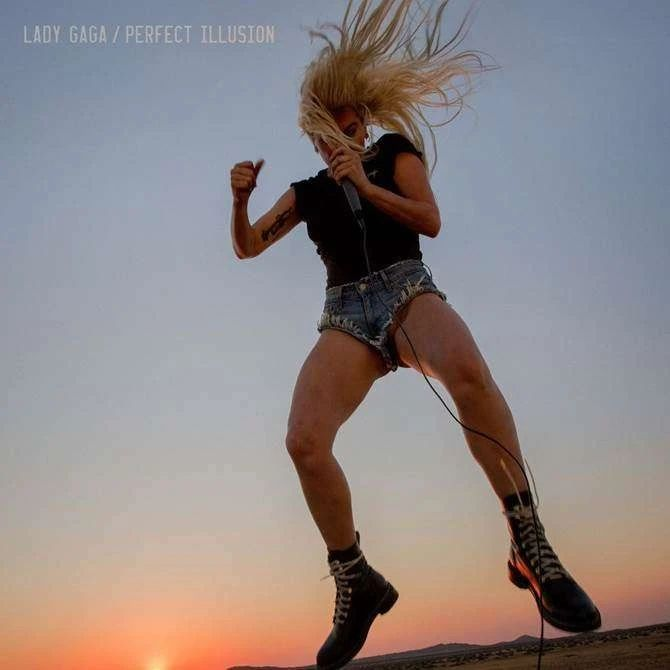【听歌学英文】Perfect Illusion​ - Lady Gaga