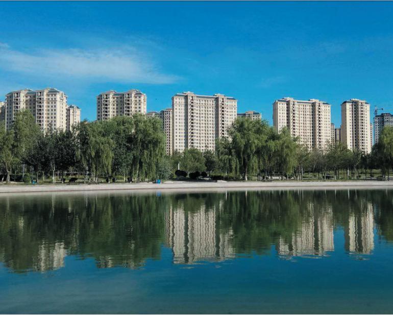 """昌吉市滨湖河景区完成""""二次供水系统""""改造工程(图)"""