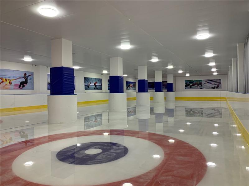 体验冰上运动方便啦!河北省近百县市区有了公共滑冰馆