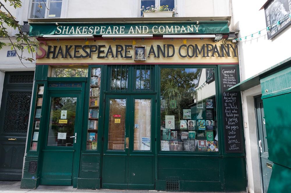 疫情中挣扎的巴黎莎士比亚书店 向读者发出求援信