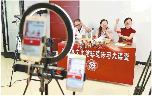 电商直播、枣庄辣子鸡制作、母婴护理…山东组织开发136项专项能力考核项目