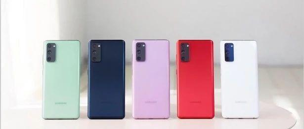 三星苹果新品对标,Galaxy S20 FE 5G与iPhone12孰优孰劣