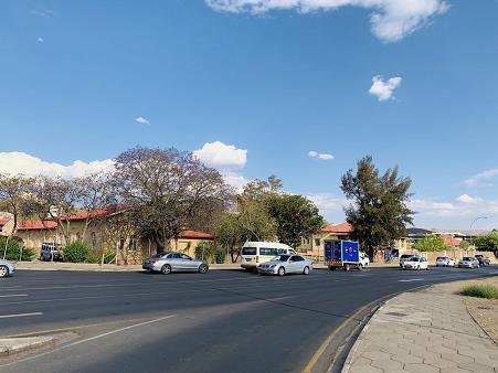 纳米比亚治安状况下滑 最新测验排在南部非洲倒数第四位