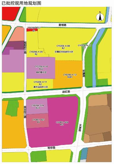 城阳流亭街道联想盛阳云数据中心项目批前公示