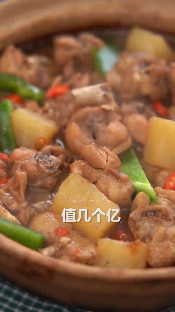黄焖鸡米饭,你平时做肯定少做了这一步