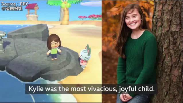 妹妹去世后,姐姐在她的游戏机里发现了她建造的动森小镇