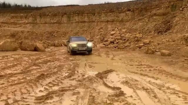 买库里南居然是用来玩泥巴的?