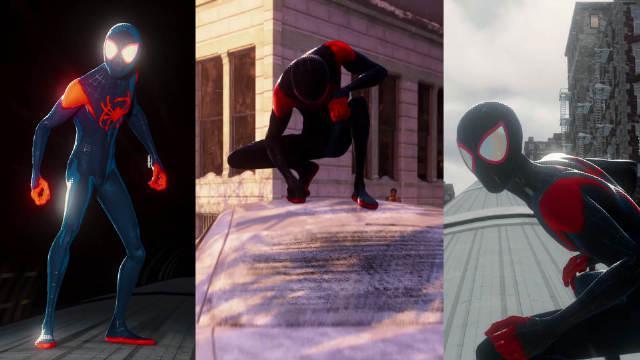 《漫威蜘蛛侠:迈尔斯·莫拉莱斯》:黑虫的《平行宇宙》制服!