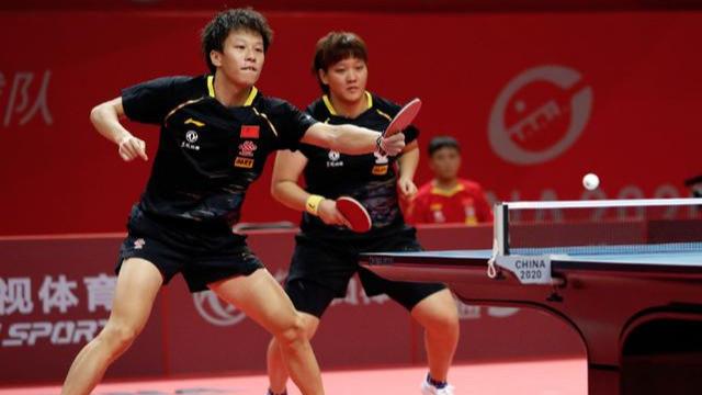 好消息!世乒赛有望增设新项目,或成巴黎奥运国乒新冲金点