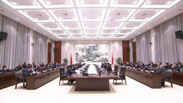 昨天下午,市长李明远带队赴渭南市……