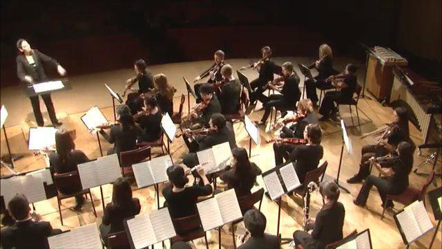 美国作曲家查尔斯·艾夫斯:《后奏曲》