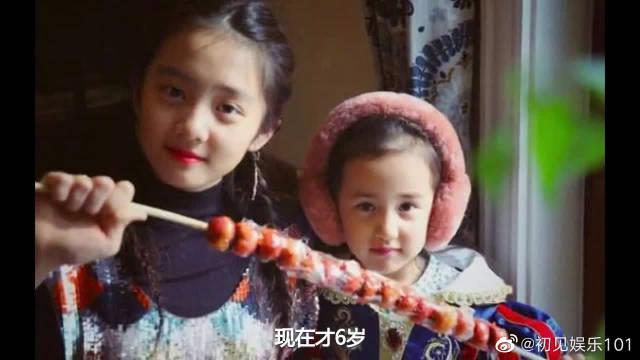 黄磊小女儿太幸运,黄少艾6岁就跟妈妈学仪态,孙莉满意教学成果