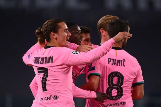 2-0!梅西传射,莫拉塔上演越位帽子戏法,尤文没C罗近4场仅1胜