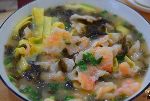 大虾别只会做白灼虾,教你做营养美味的锤虾片汤,鲜香味美超好吃