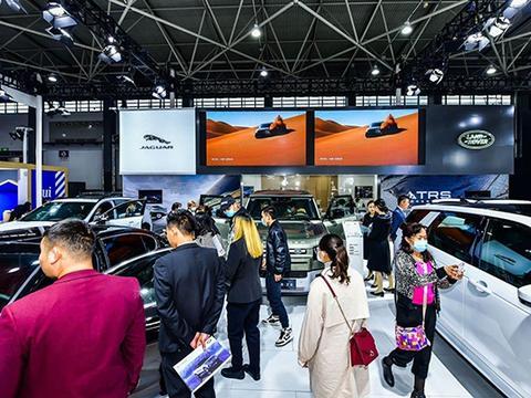 捷豹路虎携多款重磅车型登录2020第十届贵阳汽车文化节