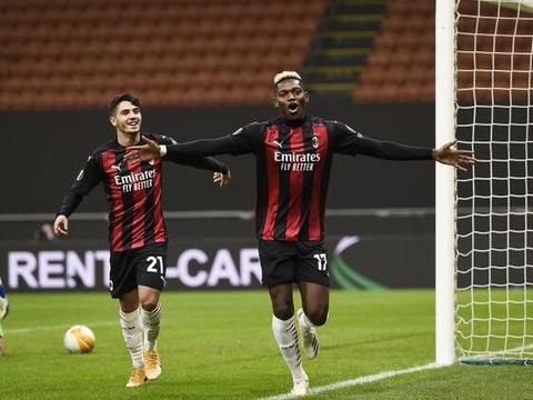 米兰跨赛季23场不败 重回意大利之巅不是梦-门冠体育