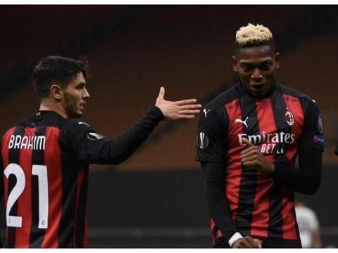 3-0!AC米兰跨赛季23场不败,曼联租将传射建功,91年纪录诞生