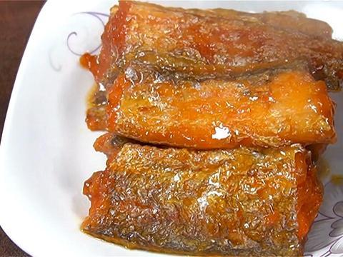 带鱼这样做最香,不用老抽生抽,做法简单还不腥,真是太好吃了