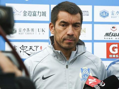 范帅:中国正越来越重视青训 年轻球员有能力天赋我就会使用他们