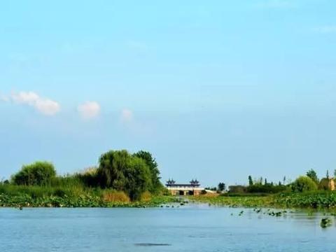 江苏宿迁泗洪洪泽湖,藏着五彩斑斓的颜色,金秋美景太撩人