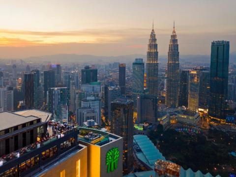 与悦榕酒店和度假村一同感受非凡城市绿洲