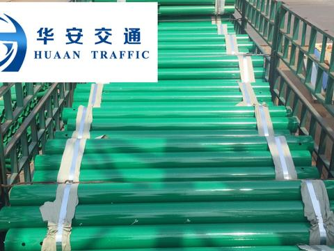 波形护栏厂家:高速公路常用波形护栏立柱规格及报价