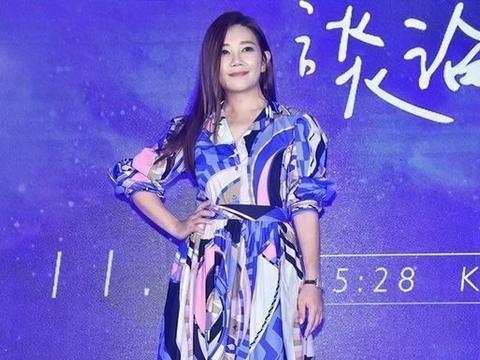 梁静茹与赵元同离婚后,首承认已有新欢,还笑着称你们不要跟踪我