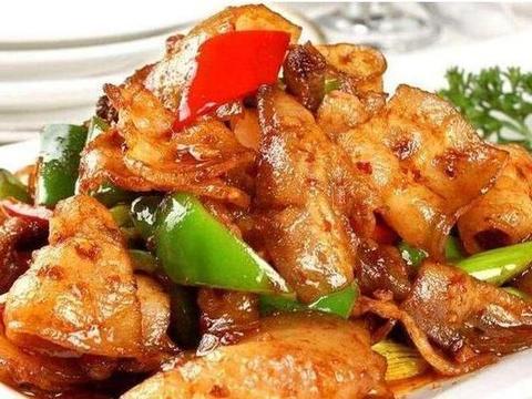 美味家常菜:粉丝蒸丝瓜,干煸五花肉,秘制麻辣牛肉