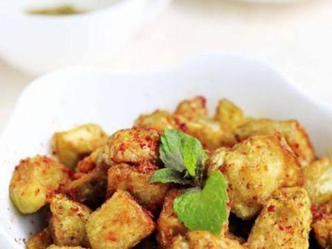 美食精选:黑胡椒猪柳、香辣凉拌猪肚丝、孜然茄子