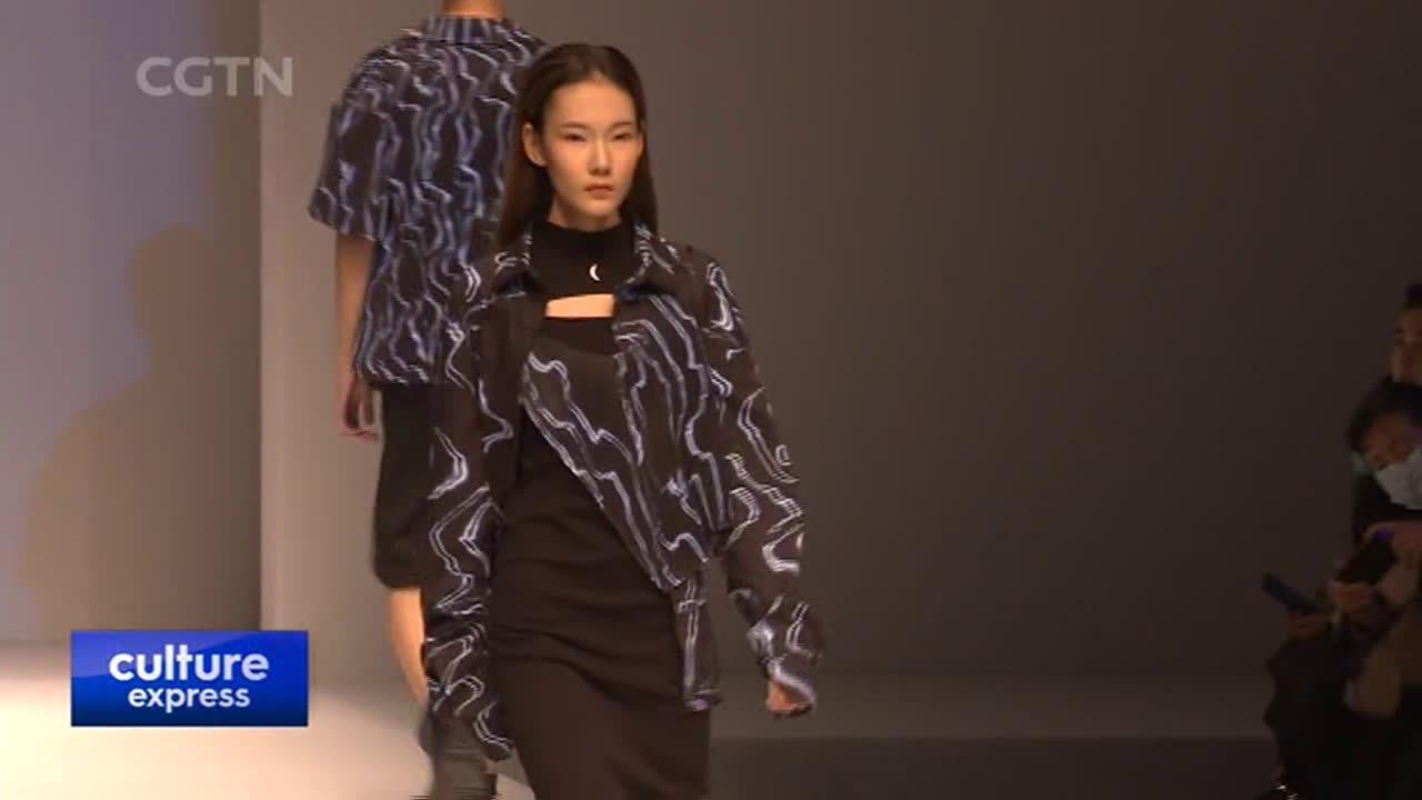 中国国际时装周:来看KSIEZYC设计师