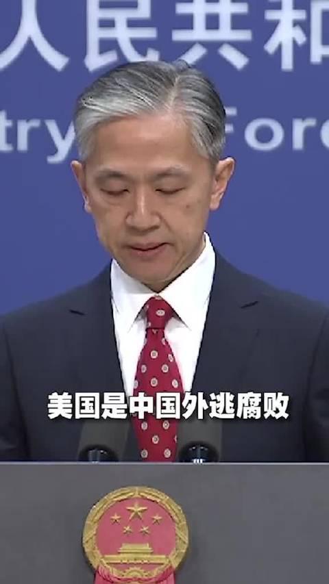 美国是中国外逃腐败和经济犯罪嫌疑人最集中的国家!