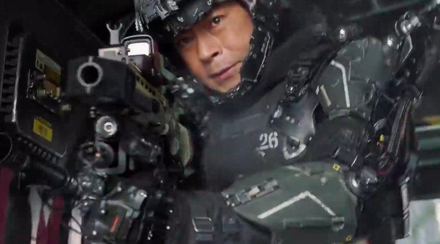 香港科幻大片《明日战记》发布15秒新预告……
