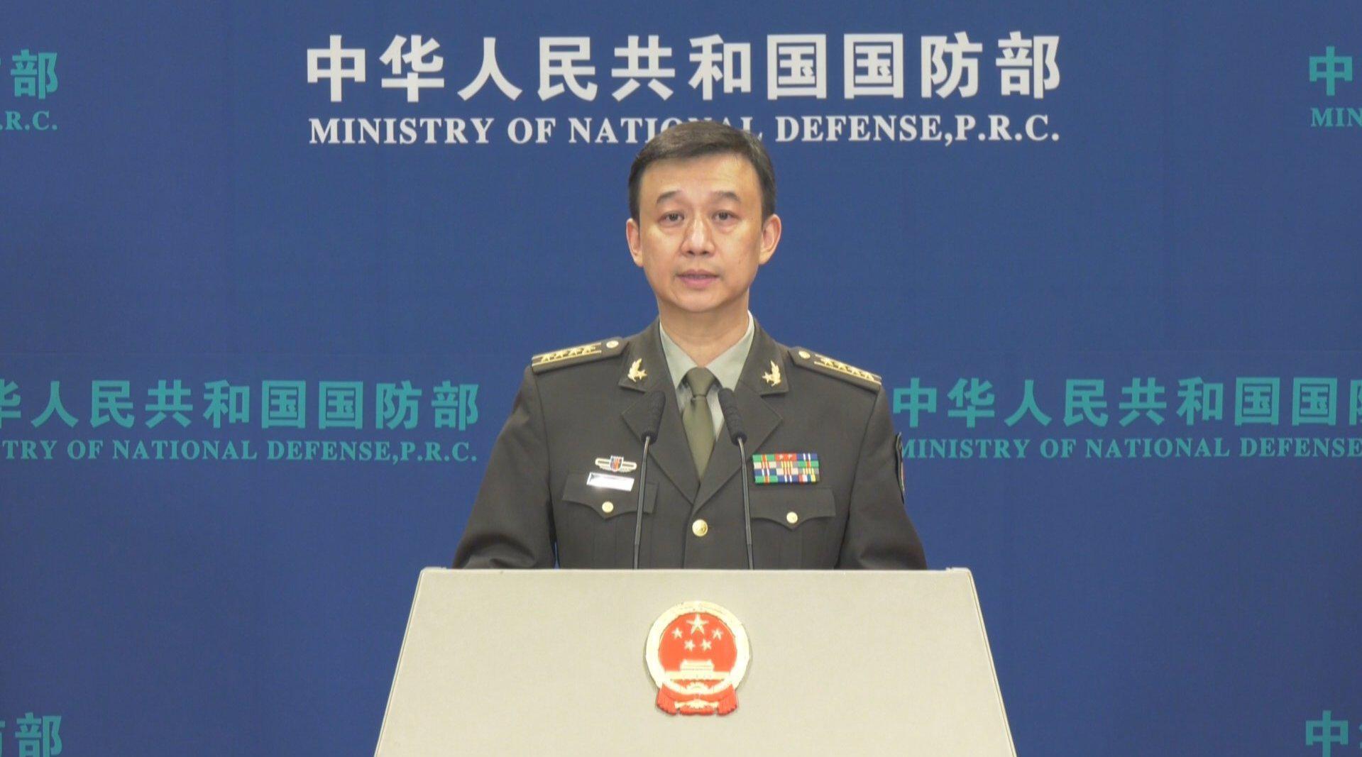 美国防长鼓吹美盟体系强大 国防部回应