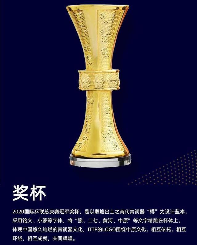 乒联总决赛吉祥物公布!郑州办赛宣传中国文化,刘国梁选这里没错