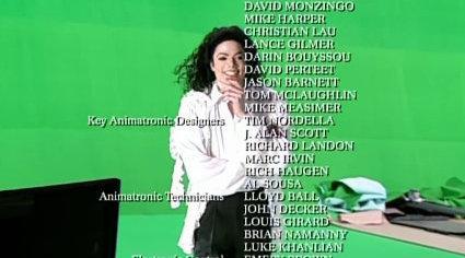 迈克尔杰克逊1996年音乐短片《鬼怪Ghosts》超清修复完整版来了!