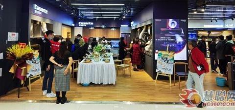 京东电器7大城市旗舰店成11.11线下消费地标