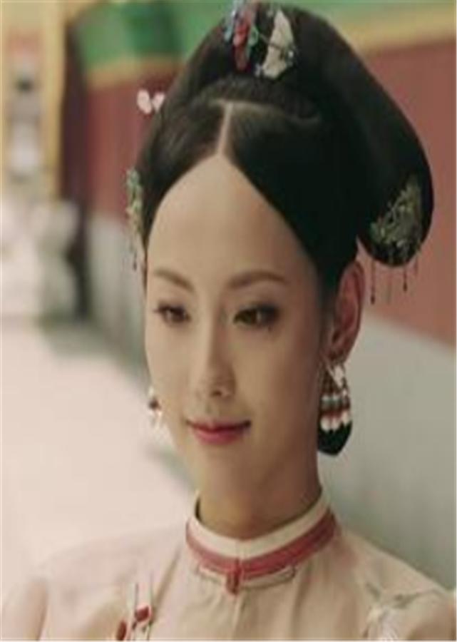 《延禧攻略》火了秦岚,火了张嘉倪,最美的她却被人遗忘!