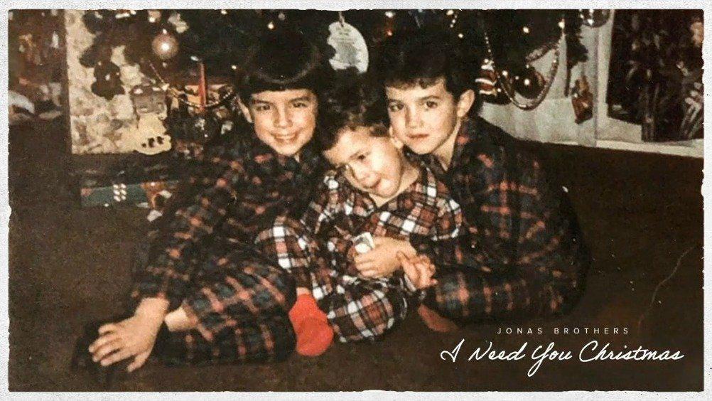 乔家三姐妹Jonas Brothers圣诞新单I Need You