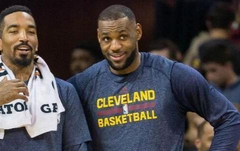 NBA冷知识!JR和风尘四侠都做过队友!和保罗是什么时候?