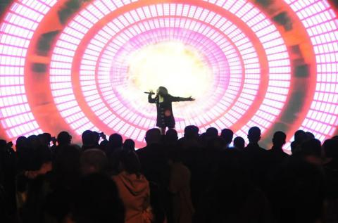 专访长寿古镇首届好声音大赛冠军但佳芮:我就想唱过瘾!