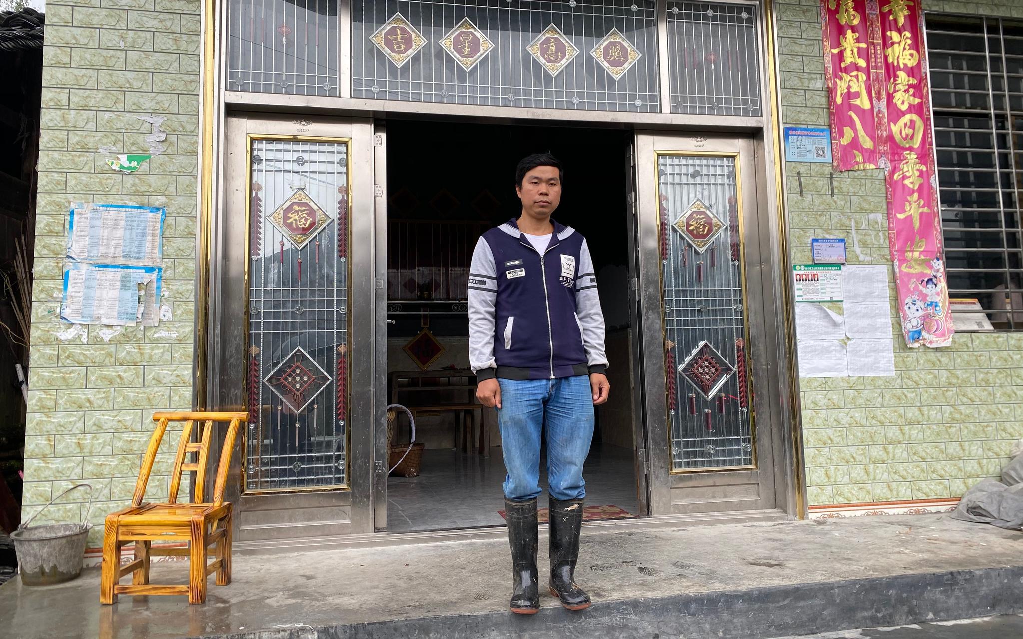 关注扶贫月丨重庆隘口镇上的电商物流体系 快递费每单不到3元图片