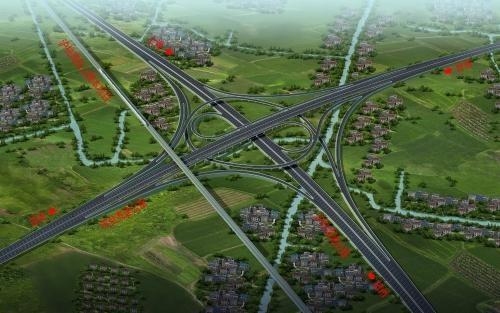 苏台高速迎来新进展,先行段工程顺利开标!