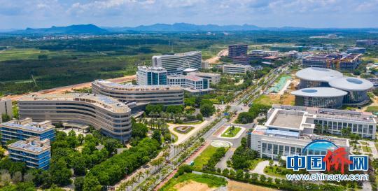 """海南博鳌乐城国际医疗旅游先行区:加快招商引资 """"三同步""""可期"""