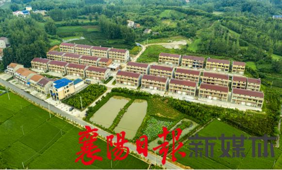 """谷城开发区:党建引领 """"擦亮""""美丽乡村"""