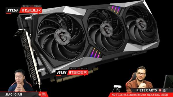 RX 6900 XT只有公版?华硕、微星等还在向AMD争取