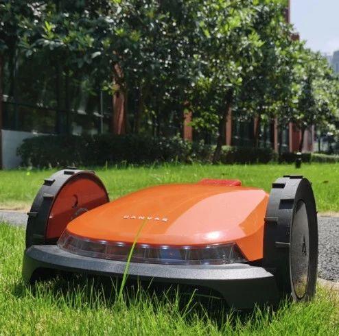 「七桥机器人」研发智能剪草机器人,以庭院切入市场,为多规格绿地提供服务