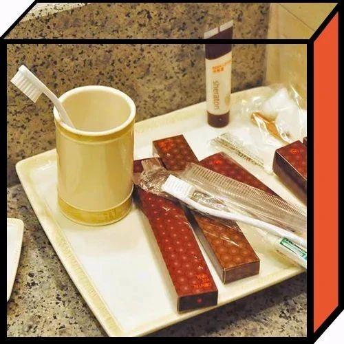 迪拜七星帆船酒店,用的是哪里的牙刷?答案是扬州杭集