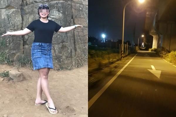 女生赴台求学遭随机杀害  同学恸:她说台湾安全才来的!