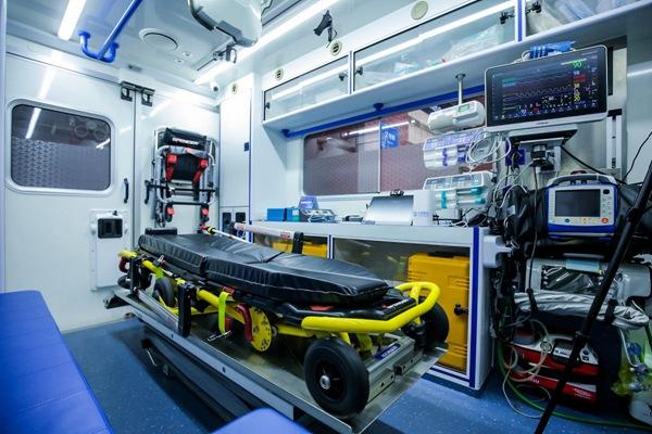 浙江打造全国首个基于5G网络的智慧急救体系