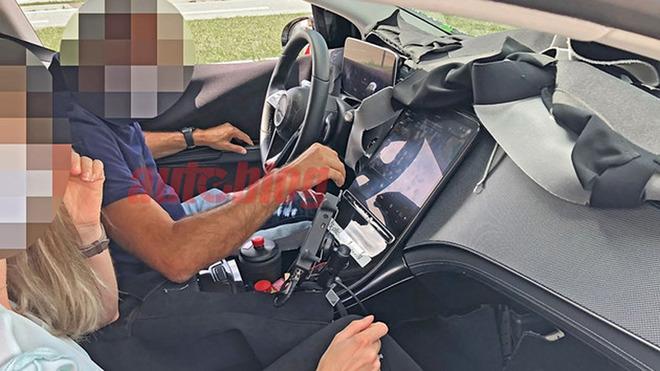 对标宝马i7 曝奔驰纯电家族旗舰车型EQS渲染图